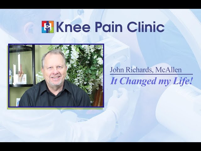 Knee Pain Clinic Testimonial: