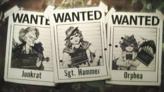 Heroes of the Storm - The Scarlet Heist