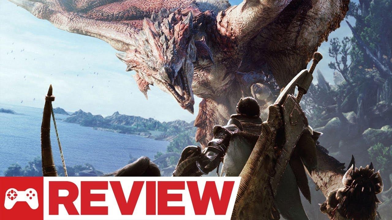 Monster Hunter World Review Youtube