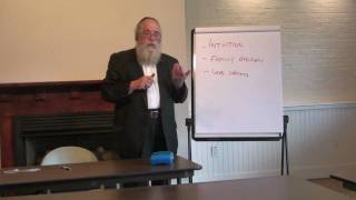 Arthur Zipris on Differentiation, Anxiety, Self, & Bowen Family Systems Theory