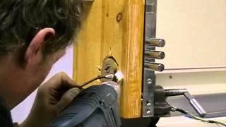 Вскрытие замка методом высверливания(Вскрытие замка методом высверливания крепежных винтов