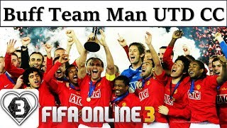 I Love FO3 | Xây Dựng Đội Hình Team Color MANCHESTER UNITED CC Fifa Online 3: Kí Ức Alex Ferguson