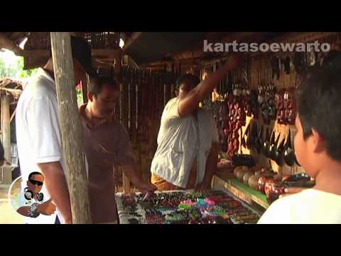 Sasak Village, Lombok Island (Rock Music) Travel Video