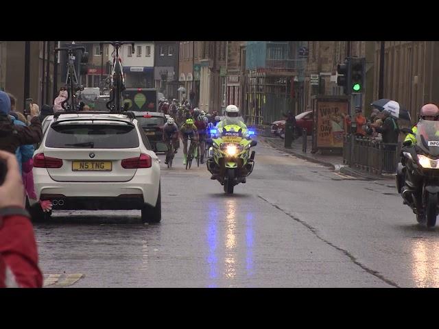 Stage 3 of the Women's Tour of Scotland - Edinburgh