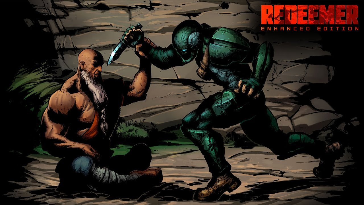 «Бука» привезет Redeemer: Enhanced Edition и 9 Monkeys of Shaolin на gamescom 2018 (видео)