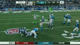 RZ S: 38 Week 13 Raiders at Chargers Highlights
