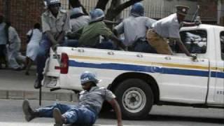 Dambura Makomo Zimbabwe Police band