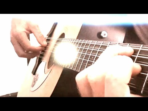 Mini River Waves - Original Fingerstyle Guitarist Instrumental Jamming - Ylia Callan