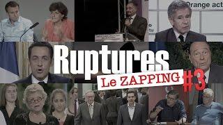 Ruptures, ZAPPING N°3 : UE contre Démocratie... On a testé pour vous!