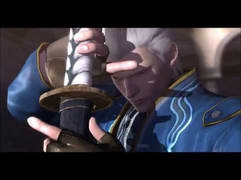 Devil May Cry 4: Special Edition Vergil Opening (Direct-Feed)