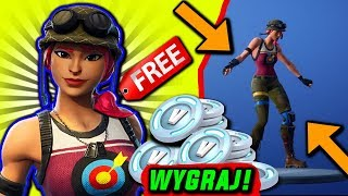 * FREE * SKIN FOR FORTNITE! | HOW TO GET? * GUIDE * | NEW WEAPONS | WIN V-DOLCE!
