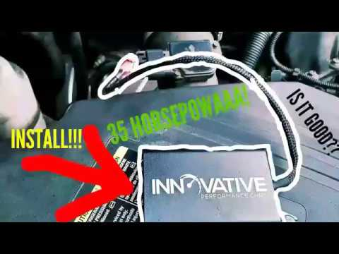 Innovative Performance Chip Install Pt 1