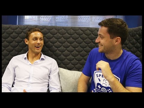 Q&A WITH NEMANJA MATIC!