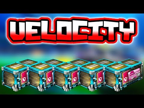 "OPENING 75+ NEW ""VELOCITY"" CRATES!! 