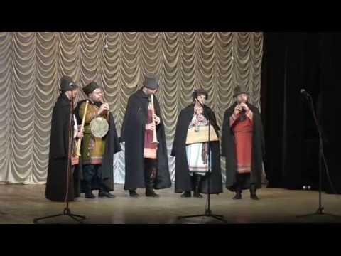 Московский хор рожечников Не будите меня молодую