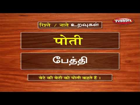Spoken Hindi through Tamil    Speak Hindi Conversations    Learn  Hindi for Beginners