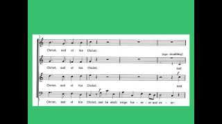 Hallelujah chorus in C major (Orchestra accompaniment)