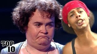 Top 10 People Who Became Celebrities Overnight