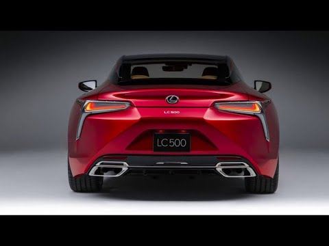 YOU MUST SEE BEFORE BUY !! 2018 Lexus lc500 Personal Luxury Coupe
