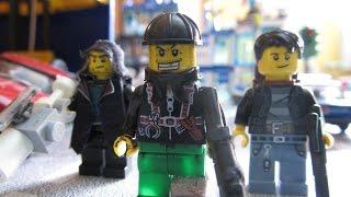 Моя коллекция LEGO минифигурок 1 часть
