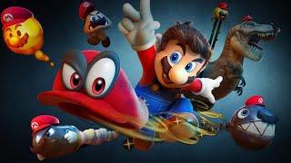 Марио учимся играть!!  Super Mario Bros. 1985