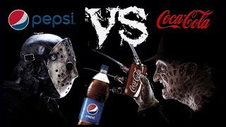 Coke VS Pepsi: Drinks in Horror Movies