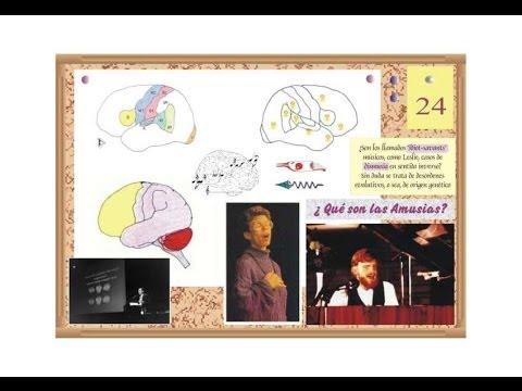 Síndromes Musicales 6 - Qué son las Amusias - Prof. Manuel Lafarga