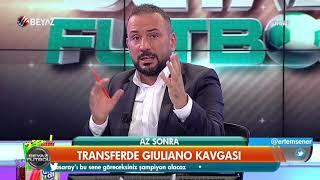 (..) Beyaz Futbol 12 Ağustos 2017 Kısım 1/5 - Beyaz TV