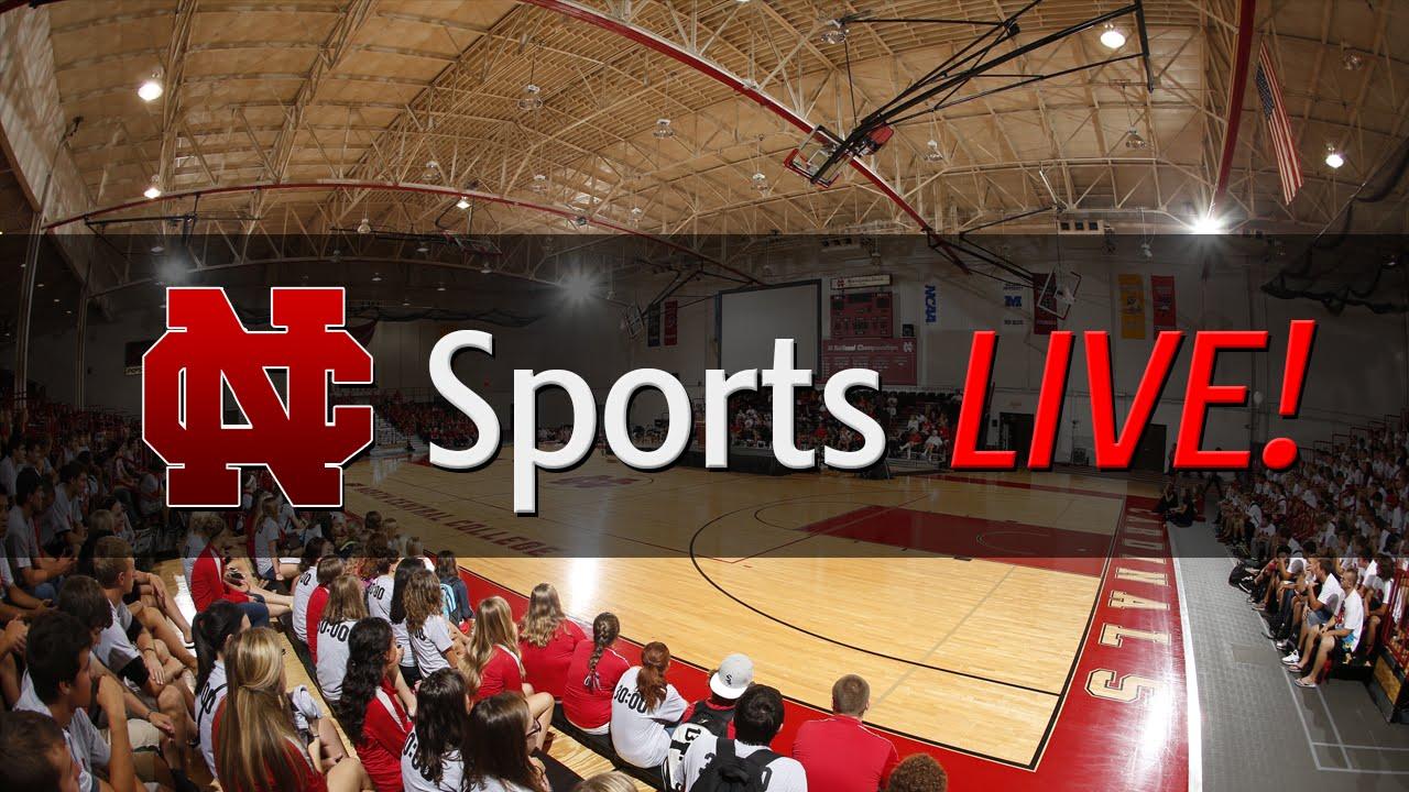 Ncc vs north park university men s basketball youtube