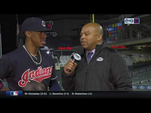 Francisco Lindor on Cleveland Indians' true team win: 'You need those games'