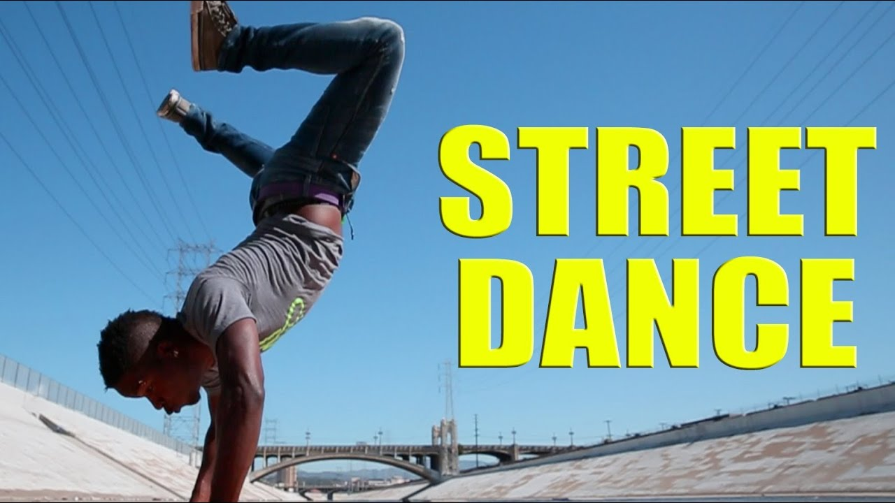 The 5 street dance styles everyone should know about youtube fandeluxe