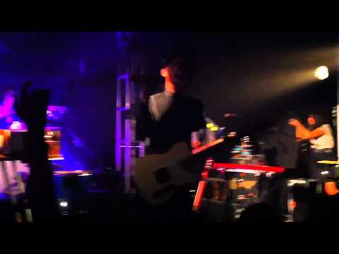 Slow Your Breath Down (Live) - Future of Forestry