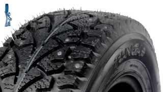 Видеообзор шины Tunga С-140 шип - [Autoshini.com]