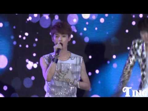 """[TING独家]120401 EXO showcase in Beijing - """"Into YOUR WORLD (Angel)"""" LUHAN"""