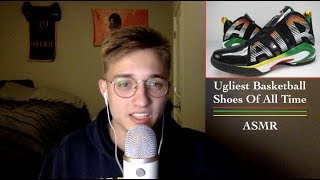 ASMR Ugliest Basketball Shoes of All Time Rankings