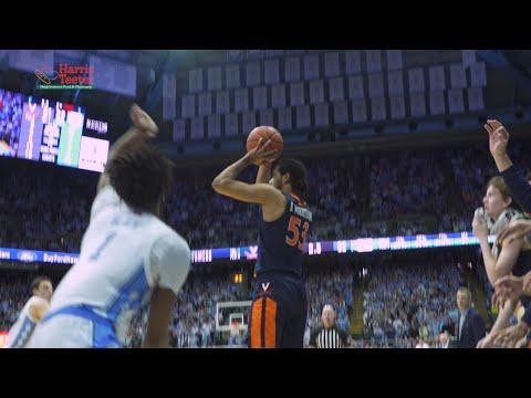 MEN'S BASKETBALL: UNC - Highlights