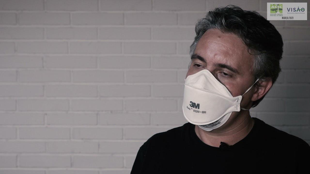 ACIC Canela e Agência Visão lançam vídeo sobre coronavírus