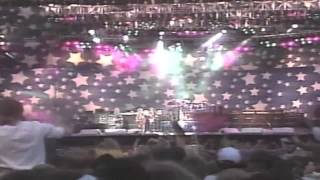 Moscow Music Peace Festival 1989 - 4  Scorpions, Jam