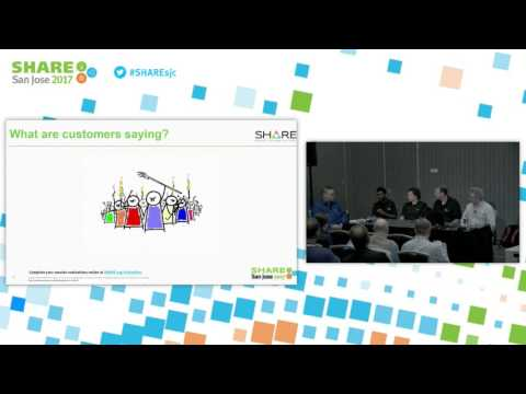 SHARE San Jose 2017 | IBM's New z/OS Installation Strategy: Update from the Vendors