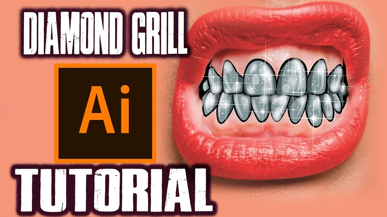 How To Make Diamond Grill Step By Step Tutorial