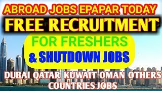 Download Shutdown Jobs In Abroad Videos - Dcyoutube