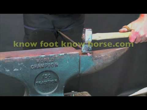 how to use an anvil