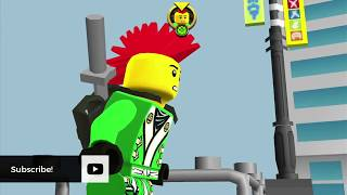 THE LEGO NINJAGO MOVIE (iOS/Android/Iphone) | 60FPS HD Best Games For Kids | Gameplay Trailer Ep.2