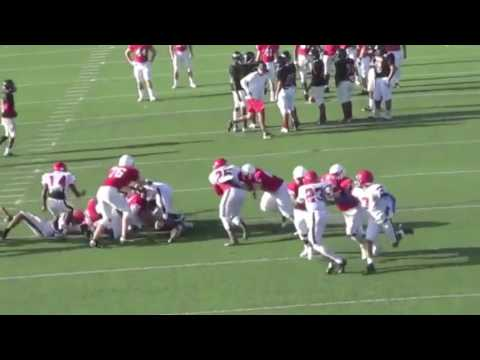 Abraham Adesipe DE [Speed Rusher] (Alief Taylor) Houston, TX 2017