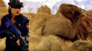 ムビコレのチャンネル登録はこちら▷▷http://goo.gl/ruQ5N7 メガヒット『ジュラシック・ワールド/炎の王国』に続く、SF恐竜サバイバルアドベンチャー大作!!『ジュラシック・ ...