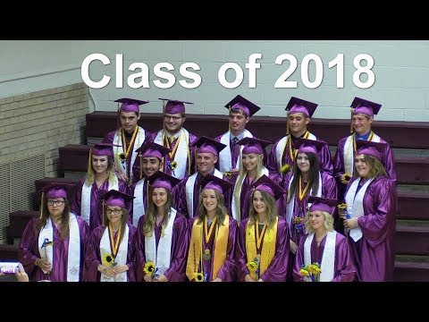 Graduation Class of 2018