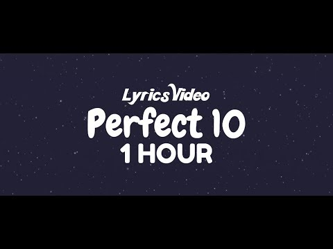 Unknown Brain - Perfect 10 (feat. Heather Sommer) [Lyrics Video] | 1 HOUR