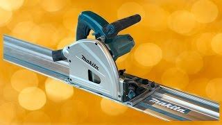 Погружная пила Makita SP 6000/Обзор и варианты применения.