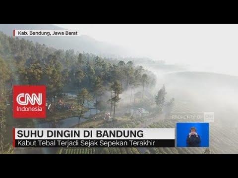 Cuaca Ekstrem Landa Sejumlah Wilayah Jawa Barat