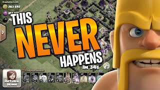 That NEVER Happens! TH11 Let's Play ep41 | Clash of Clans